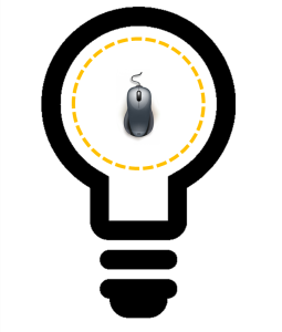 Light Bulb with Mouse